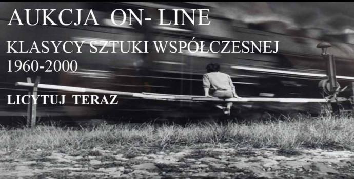 AUKCJA ŚWIĄTECZNA ON-LINE