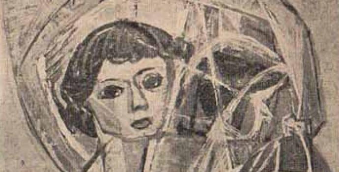 SALON TOWARZYSTWA PRZYJACIÓŁ SZTUK PIĘKNYCH, 1957 R.