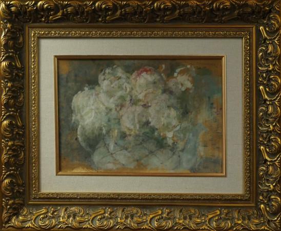"Boznańska Olga ""Białe róże"