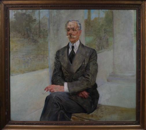 Malczewski Jacek Portret mężczyzny (Wojciecha Kossaka) r