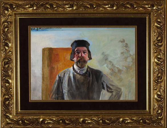 Malczewski Jacek Autoportret r