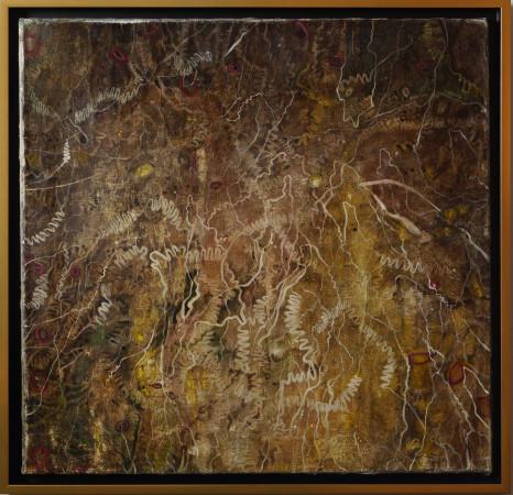 Maziarska Jadwiga Kompozycja abstrakcyjna rr