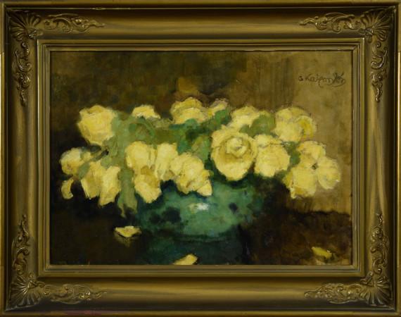 Karpiński Alfons Żółte róże r