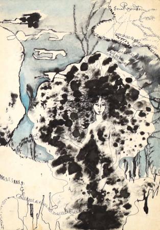 Erna Rosenstein Kompozycja abstrakcyjna DSC_1431
