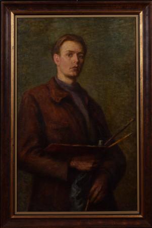 Fangor Wojciech Autoportret r