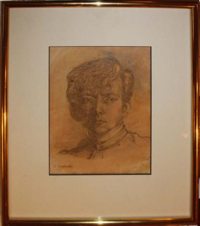 """Wyspiański Stanisław """"Portret Edwarda Broel-Platera"""