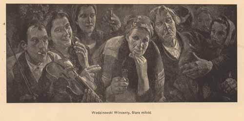 Wodzinowski Wincenty, Stara miłość, s.14