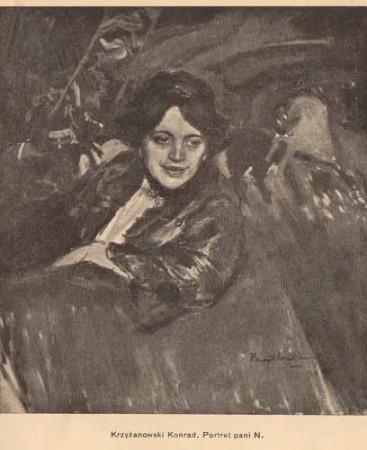 Krzyżanowski Konrad, Portret p. N., s.14