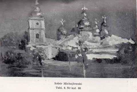 Stanisławski Jan, Sobór Michajłowski