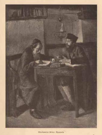 Markowicz Artur, Dysputa, s.14