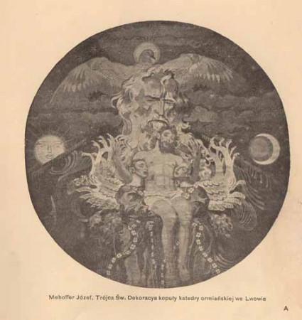 Mehoffer Józef, Trójca Św., s.14