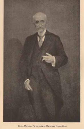 Mercere Blanka, Portret Marcela Krajewskiego, s.14