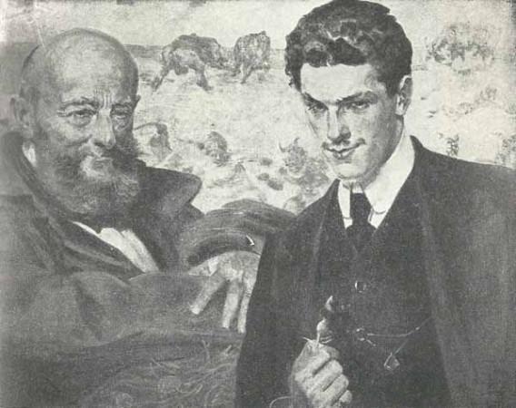 Jacek Malczewski Dialog