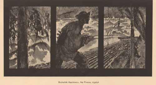 Sichulski Kazimierz, s.14