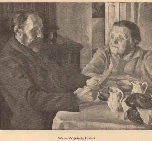 Weiss Wojciech, Portret, s.14