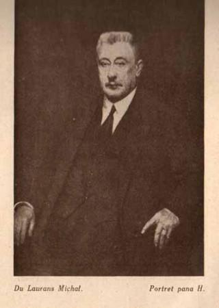 Du Laurans Michał, Portret, s.29
