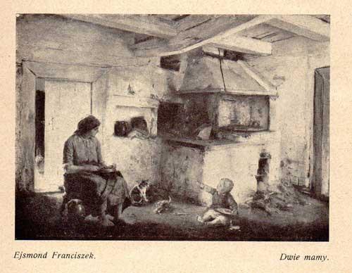 Ejsmond Franciszek, Dwie mamy, s.27