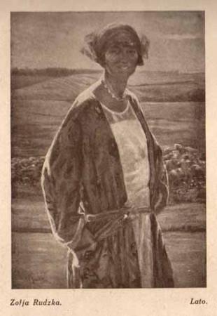 Rudzka Zofia, Lato, s.29