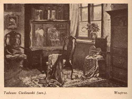 Cieślewski Tadeusz (sen), Wnętrze, s.29