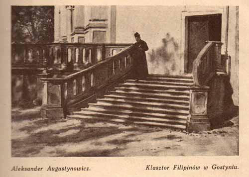 Augustynowicz Aleksander, Klasztor, s.29