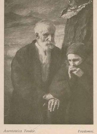 Axentowicz Teodor Bezdomni, s.26