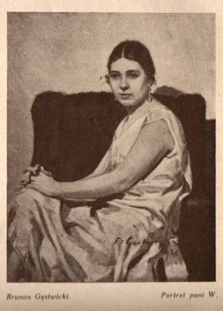 Gęstwicki Brunon, Portret, s.29
