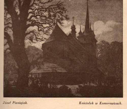 Pieniążek Józef, Kościołek, s.29
