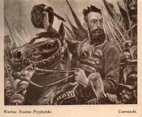 Nowina Przybylski Wacław, Czarniecki, s.29