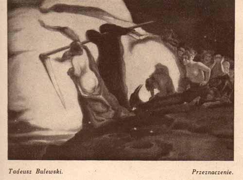 Bulewski Tadeusz, Przeznaczenie, s.29