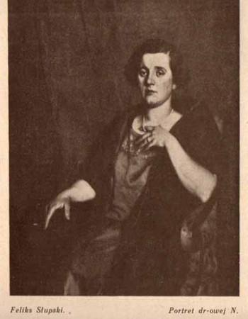 Słupski Feliks, Portret, s.29