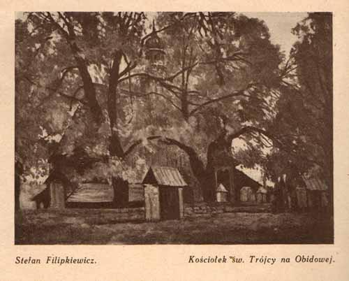 Filipkiewicz Stefan, kościółek, s.29