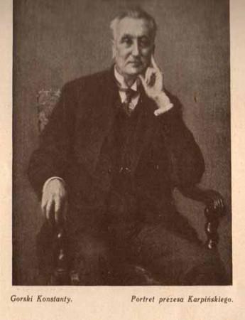 Gorski Konstanty, Portret, s.29