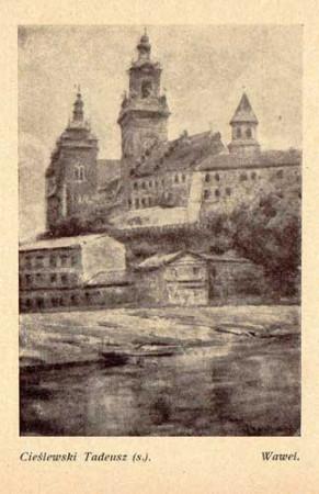 Cieślewski Tadeusz (s.), Wawel, s.27