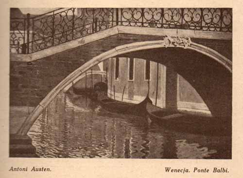 Austen Antoni, Wenecja, s.29