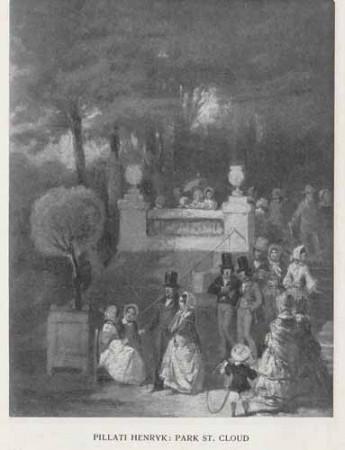 Pillati Henryk Park St. Cloud, 100 lat malarstwa