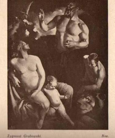 Grabowski Zygmunt, Noe, s.29