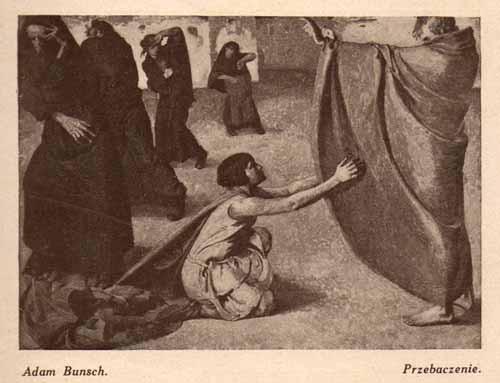 Bunsch Adam, Przebaczenie, s.29