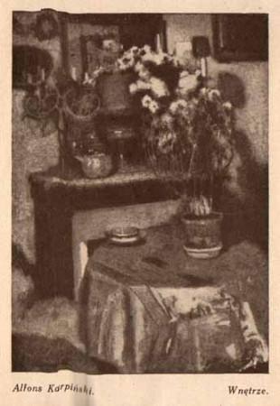 Karpiński Alfon, Wnętrze, s.29