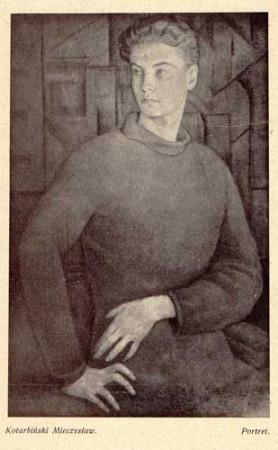 Kotarbiński Mieczysław, Portret, s.27