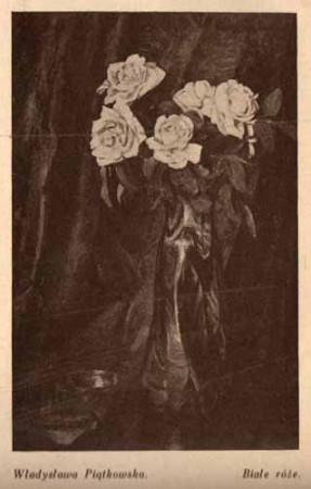 Piątkowska Władysława, Białe róże, s.29