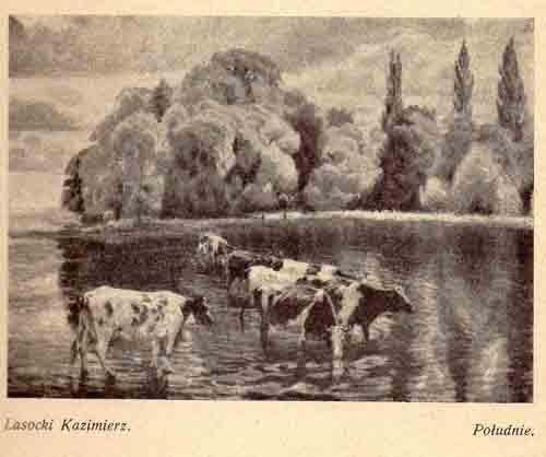 Lasocki Kazimierz, Południe, s.27
