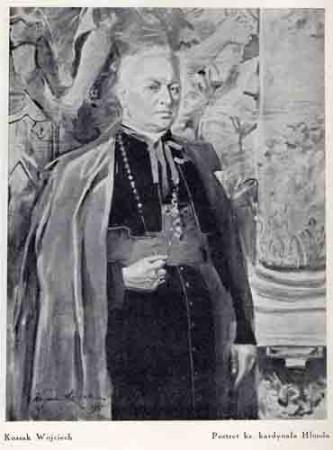 Kossak Wojciech, Portret, s.37