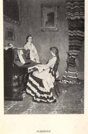 Czachórski Władysław, Chopin