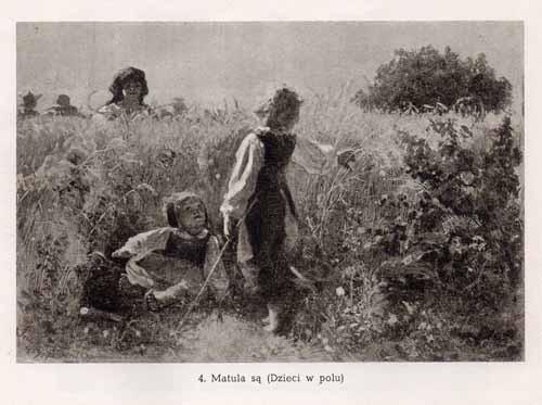 Chełmoński Józef, Matule są