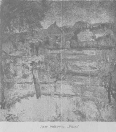 Fedkowicz Jerzy, Pejzaż, s.55