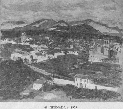 Wyczółkowski Leon, Grenada