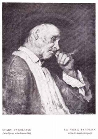 Czachórski Władysław, Stary Tyrolczyk