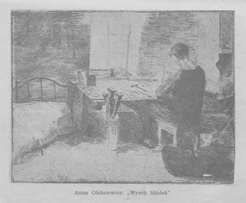 Oleksiewicz Anna, Wyrób kłódek, s.55