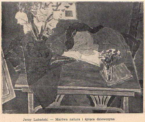 Lubański Jerzy , Martwa natura, s.57