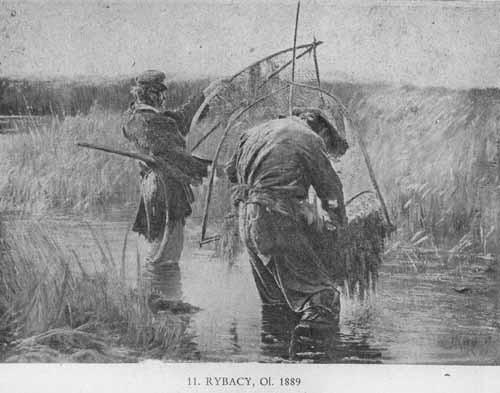 Wyczółkowski Leon, Rybacy